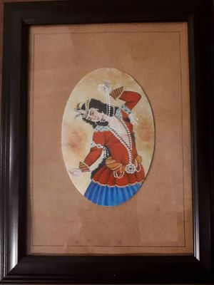 Hand written miniature painting- Brand New for Sale in Detroit, MI