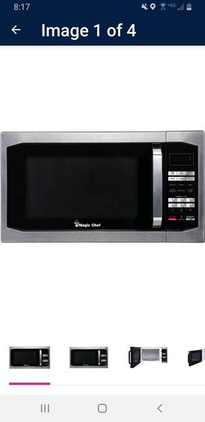 Magic Chef microwave, 1100 watts for Sale in Gardena, CA