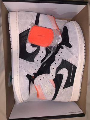 Jordan 1 neutral grey hyper crimson for Sale in Miami, FL