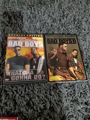 Bad boys dvds for Sale in Swanton, OH
