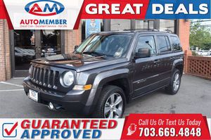 2016 Jeep Patriot for Sale in Leesburg, VA