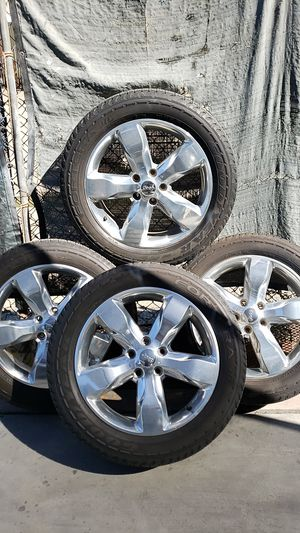 Stock Jeep Grand Cherokee Overland wheels for Sale in Compton, CA