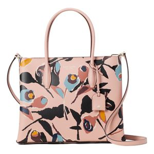 Kate Spade Pink Rose Eva Medium Leather Satchel for Sale in Santa Clara, CA