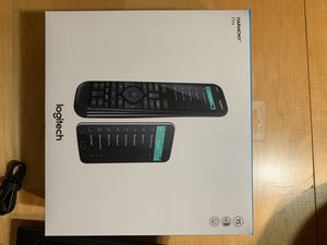 Logitech Harmony Elite home control remote for Sale in Virginia Beach, VA