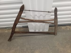 Antique Bow Saw for Sale in Waltham, MA
