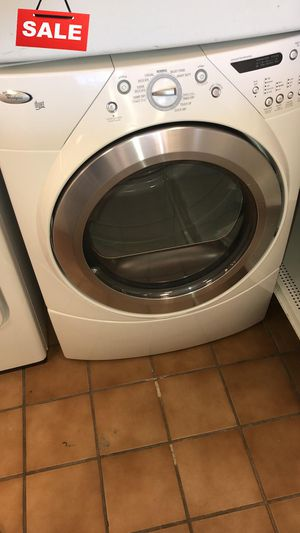 FIRST COME!!Large Capacity Electric Dryer Whirlpool CONTACT TODAY! #1509 for Sale in Silver Spring, MD