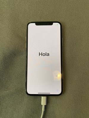 iPhone X 64gb for Sale in Carson, CA
