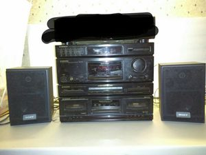 PIONEER STEREO SONY SPEAKERS. READ DETAILS for Sale in St. Louis, MO