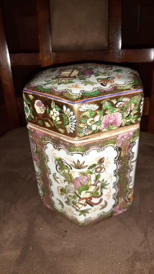 Oriental Hexagonal Box for Sale in Washington, DC