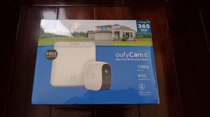 Eufy Security eufyCam E Wireless Home Security Camera System, 365-Day Battery Life, HD 1080p, IP65 Weatherproof for Sale in Ontario, CA