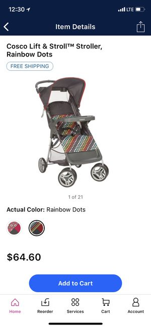 Cosco stroller & car seat for Sale in Prineville, OR