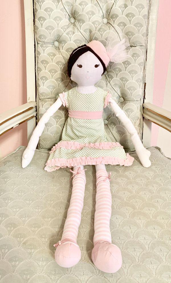 Pottery Barn Kids Rag Doll For Sale In Miami Fl Offerup
