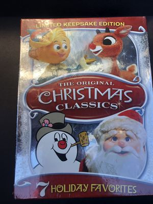 The Christmas Classics 3 DVD + CD, Limited Edition for Sale in Washington, DC