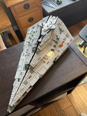 LEGO Star destroyer for Sale in Raleigh, NC
