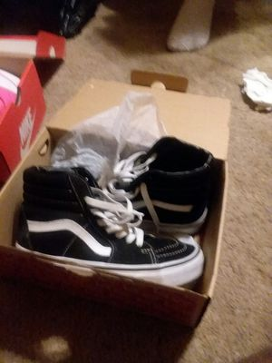 Size 4.5 kids Vans for Sale in Baltimore, MD