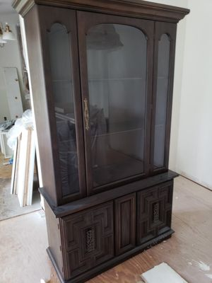 China cabinet for Sale in Macon, GA