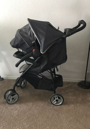Graco Car Seat & Stroller for Sale in Killeen, TX