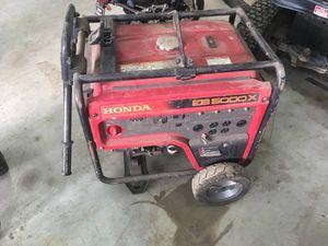 Honda generator for Sale in Iowa, LA