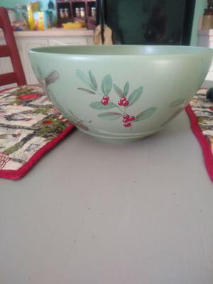Bowl for Sale in Lecanto, FL