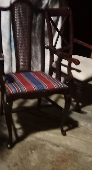 Accent chair antique for Sale in Fresno, CA