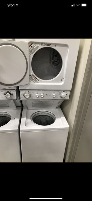 Stack washer/dryer for Sale in Auburn, WA