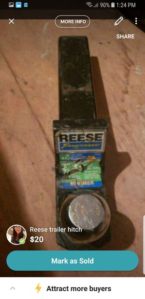 Reese trailer hitch for Sale in Winters, TX