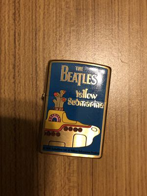 Beatles Zippo Lighter for Sale in Los Angeles, CA