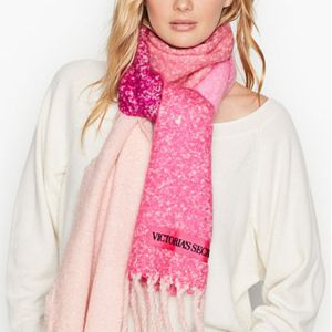 VS Winter Scarf fringed shades of pink for Sale in Arlington, TX