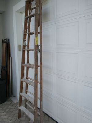 LADDER WERNER 8 Foot for Sale in Hudson, FL