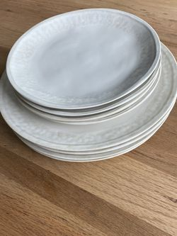World Market salad & dinner plates for Sale in Los Angeles,  CA