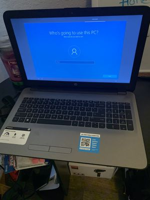 HP Notebook - 15-af152nr (Touch) (ENERGY STAR) for Sale in Orlando, FL