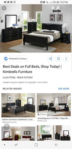 Bedroom set for Sale in Durham, NC