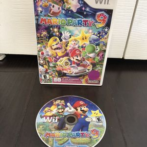 Mario Party 9 for Nintendo Wii for Sale in Fort Lauderdale, FL