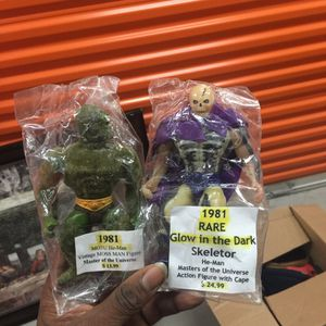 Masters Of the Universe Toys *Rare* for Sale in Austin, TX