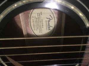 Fender guitar for Sale in Austin, TX