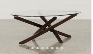 Oval Coffee Table for Sale in San Diego, CA