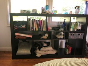 Black Bookcase or Storage for Sale in San Francisco, CA