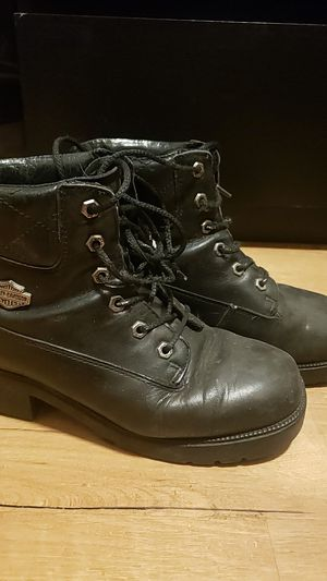 Women's Harley Davidson Boots 9.5 for Sale in Portland, OR