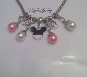 Minnie Mouse charm lot for Sale in Frederick, MD