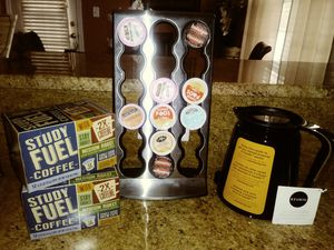 Keurig Pod Holder, Pods N Carafe for Sale in Chesapeake, VA