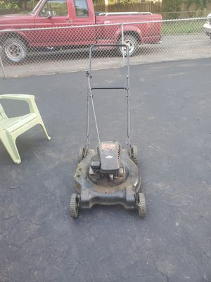 Yard machine push lawn mower price frim for Sale in Columbus, OH