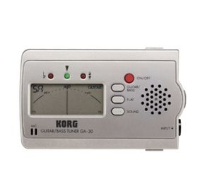 KORG GA-30 Guitar/Bass Tuner for Sale in New York, NY