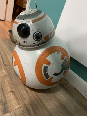 BB8 robot toy for Sale in Jackson, MS