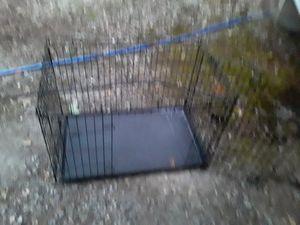Foldable dog crate front door inside door for Sale in AMELIA CT HSE, VA