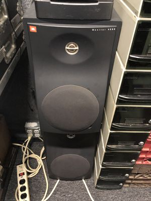 JBL Studio Monitors, 4200 series for Sale in Houston, TX
