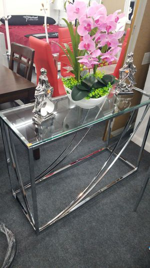 New never used console table for Sale in Hialeah, FL