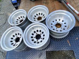 15x10 American Racing Wheel 5x5.5 Bronco Jeep Chevy for Sale in Seattle, WA