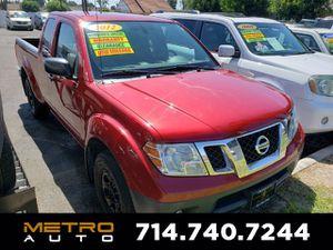 2012 Nissan Frontier for Sale in La Habra, CA