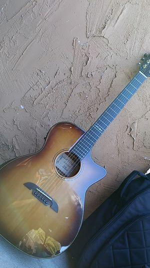 Alvarez Acoustic Electric Guitar w/ Case for Sale in San Diego, CA