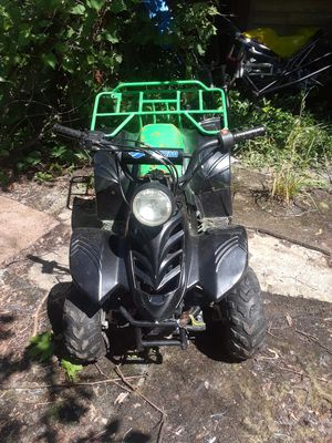 79 CC Yamaha Quad for Sale in Detroit, MI
